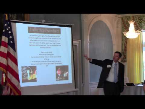 DUI 101 Presentation Clip 1 Greg McCollum Complete Legal Defense Team