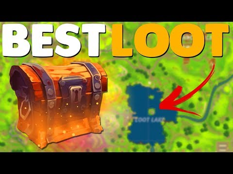 5 BEST PLACES TO FIND LEGENDARY LOOT | Fortnite Battle Royale