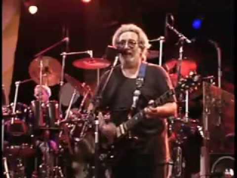 "Grateful Dead perform ""Cumberland Blues"" Alpine 89"
