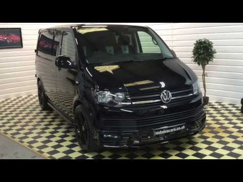 2015 (65) Volkswagen Transporter T6 2.0TDi Kombi 6 Seater (For Sale)