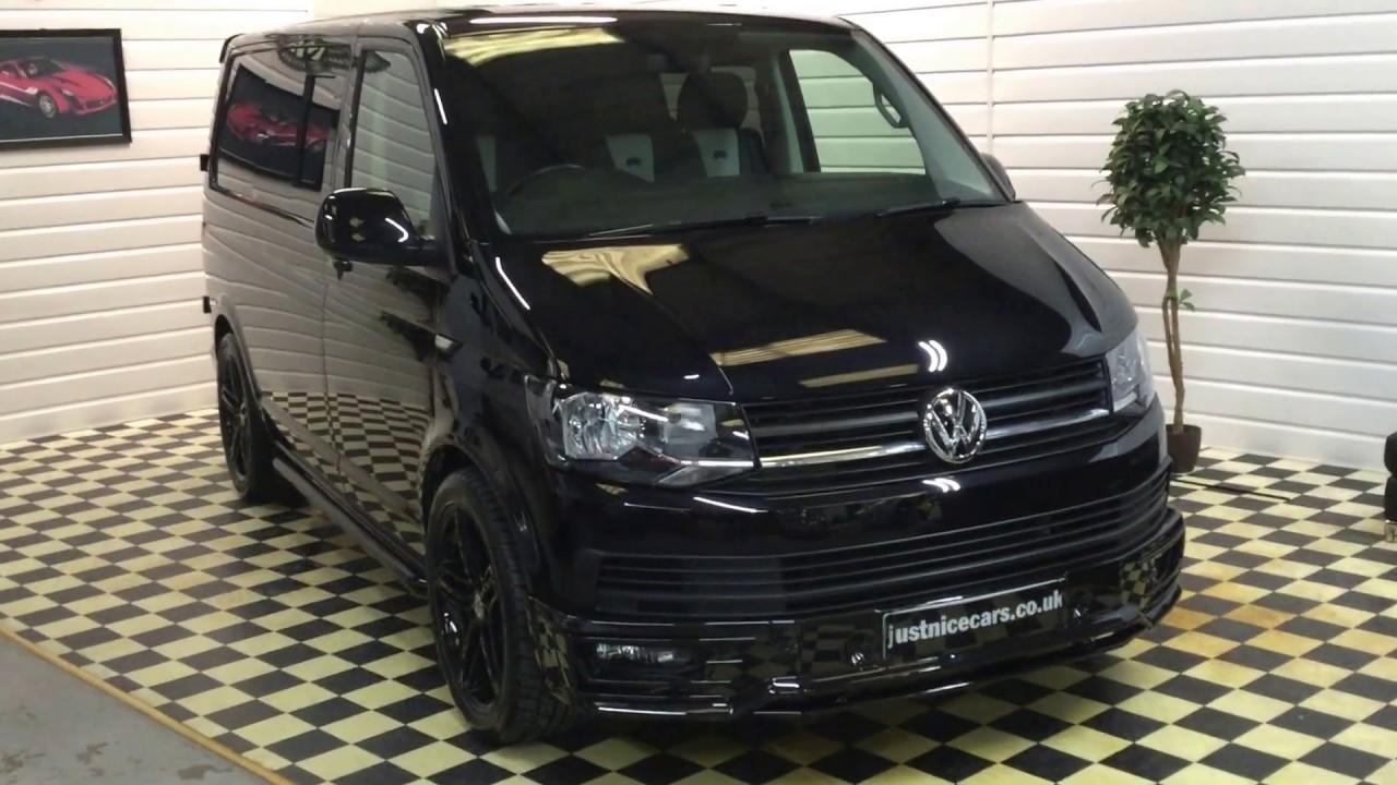 2015 65 Volkswagen Transporter T6 2 0tdi Kombi 6 Seater