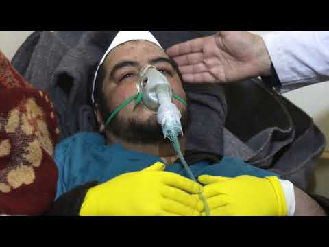 News Update Syria: Russia blocks extension of chemical attacks probe 17/11/17