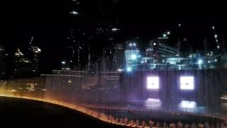 Dubai fountain for hamham