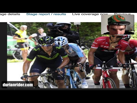 Criterium Dauphine Stage 6 Richie Porte Takes Yellow