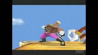 Power Stone Collection Sony PSP Gameplay - E3 Gameplay 1