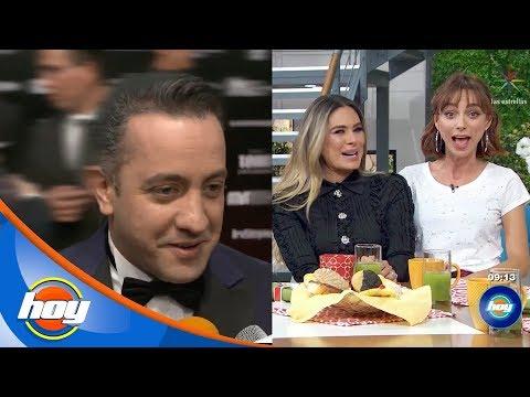 ¡Natalia Téllez y Chumel Torres, felizmente enamorados! | Hoy