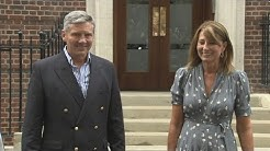 "Royal Baby: Carole Middleton says the baby is ""absolutely beautiful"""