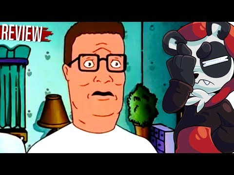 PEGGY DAMN HILL | Death And Texas Review | King Of The Hill | The Alpha Jay Show [10]