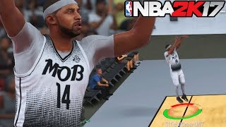 Broke Boy Jumper - Had To Turn Up In The 3rd! NBA 2K17 Pro Am Gameplay