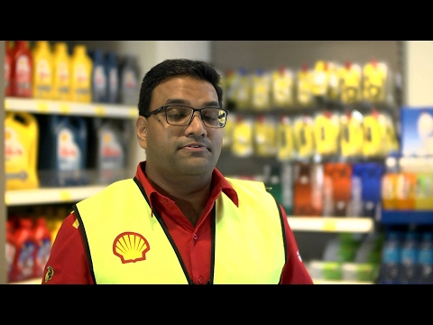 Behind The Scenes - Welcome To Shell