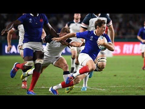 Coupe Du Monde De Rugby : Le Résumé De France - USA