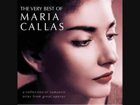 Maria Callas - J'ai perdu mon Eurydice.wmv