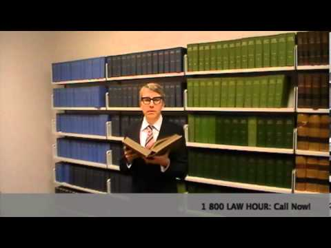 Pith and Substance 2013: Law Hour #2