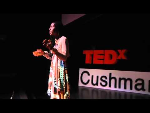 TEDxCushmanSchool - Berenice Sylverain - Poetry Can Cure The Soul