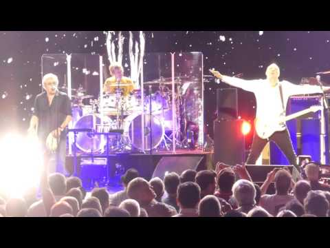 """Amazing Journey & Pinball Wizard"" The Who@MGM National Harbor Oxon Hill, MD 7/18/17"