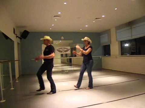 American Kids line dance