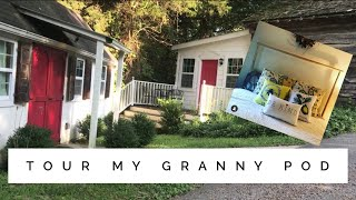 Granny Pods   Downsizing   Tour My Nana Cottage   Tiny Houses