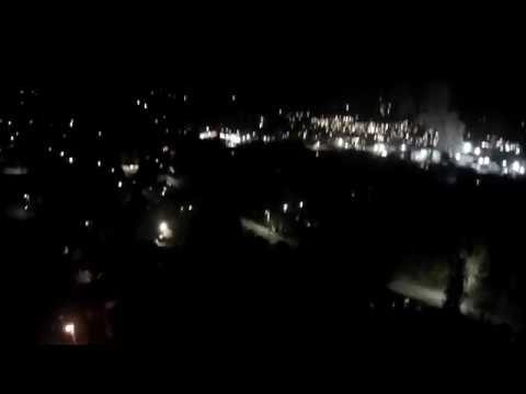 Brief (hijack attempt!)* cold weather** night*** flight of my Hubsan H507A Drone 02-20-18 (1) (720p)