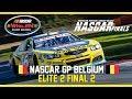 ELITE 2 Final 2 Highlights | NASCAR GP BEL 2017