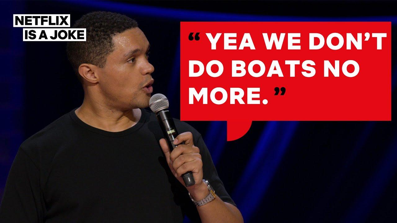 Download Trevor Noah on Kanye West and White People Fighting Slavery   Netflix Is A Joke
