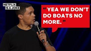 Trevor Noah on Kanye West and White People Fighting Slavery | Netflix Is A Joke