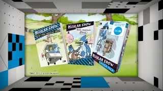 Cartoon Network - Regular Show books head to Australia...