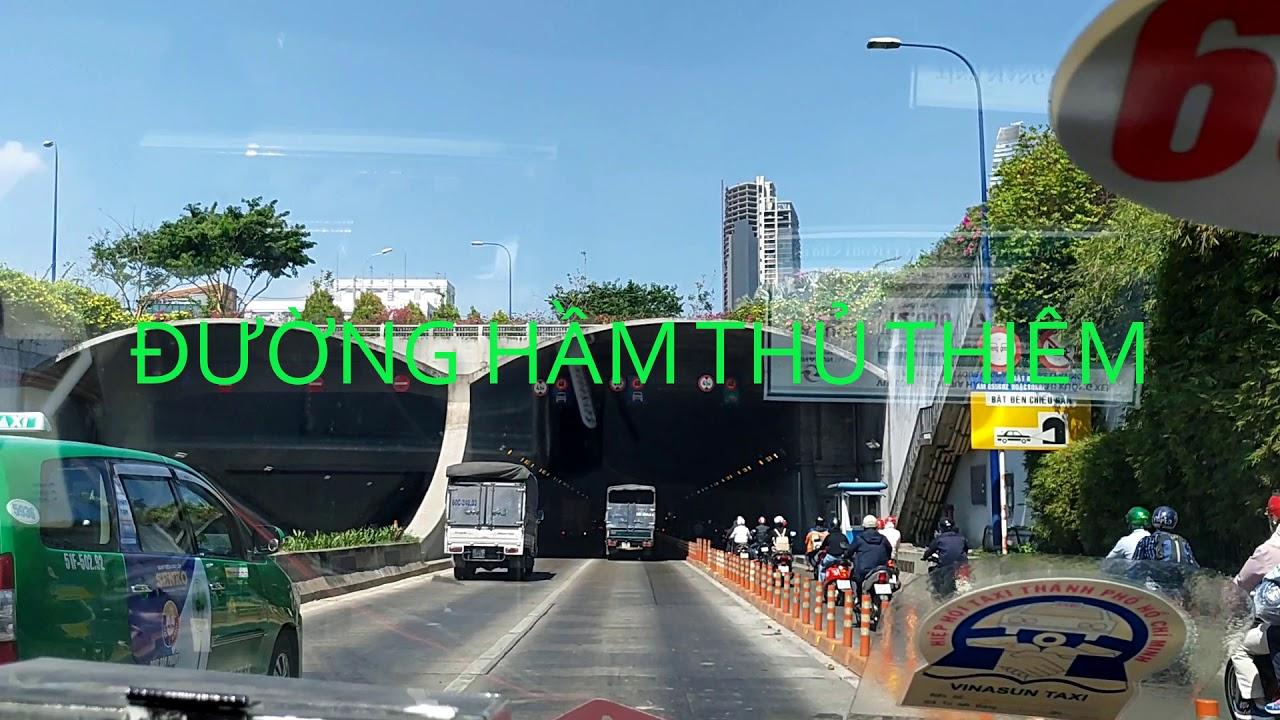 Đường Mai Chí Thọ - Hầm Thủ Thiêm - Quận 2  #Bấtđộngsản2019