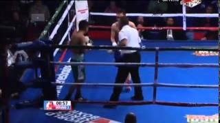 Бой Василия Егорова с мексиканцем