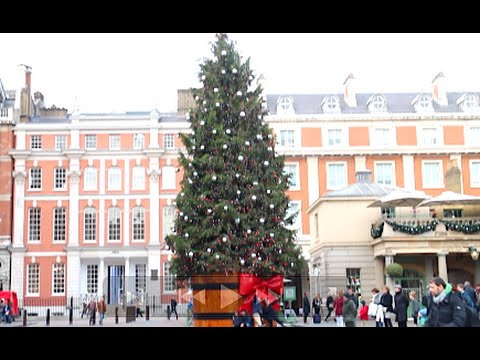 Vlogmas Day 11/12 - London Lights