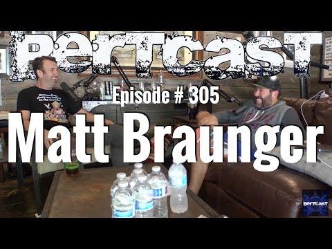 Bertcast # 305 - Matt Braunger & ME