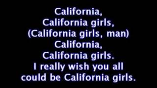 Download lagu California Girls by Katy Perry Ft. Snoop Dog *Lyrics*