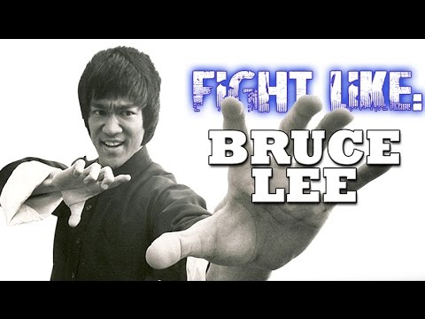 How To Fight Like Bruce Lee 5 Signature Jkd Moves Youtube