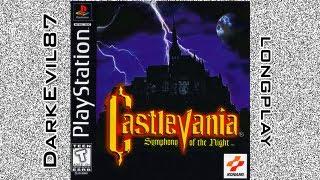 Castlevania: Symphony of the Night - DarkEvil87