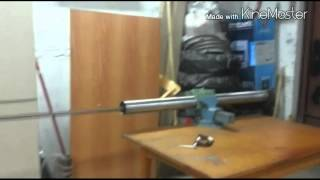 Шлифовка ствола