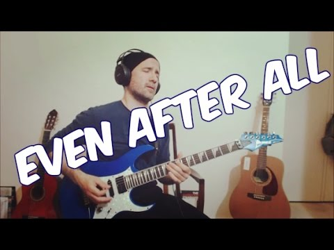 After all guitar