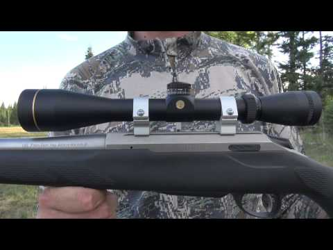 Leupold VX-2 Scope Video Review