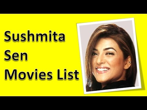 Sushmita Sen Movies List