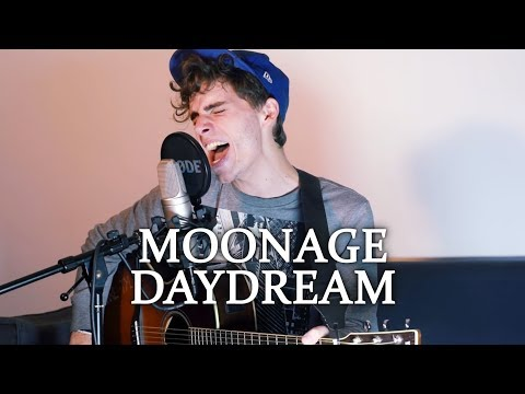 MOONAGE DAYDREAM | Bowie - GUITAR COVER