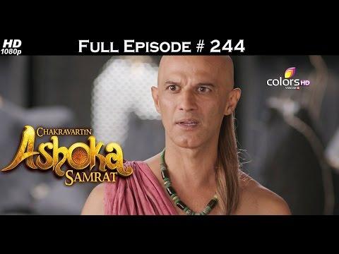 Chakravartin Ashoka Samrat - 1st January 2016 - चक्रवतीन अशोक सम्राट - Full Episode(HD)