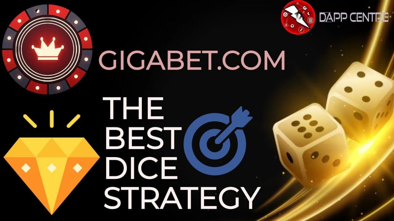 GIGABET.COM! THE BEST DICE STRATEGY! *SECRET REVEALED*