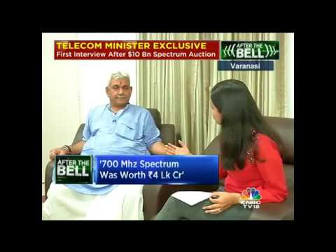 Companies Don't Have Ecosystem Needed For The 700 MHz Spectrum: Telecom Minister