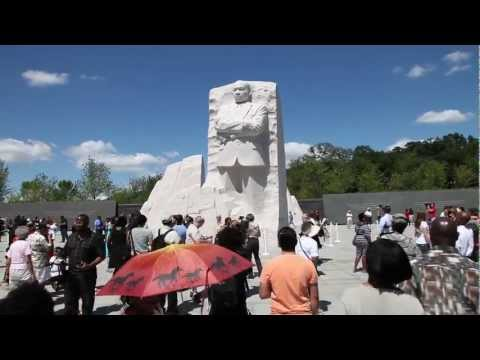 Dr. Martin Luther King, Jr. Memorial Grand Opening