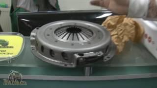 UAZOBAZA # 20 Сверхживучее хитрое сцепление Sachs для особо взыскательных уазоводов