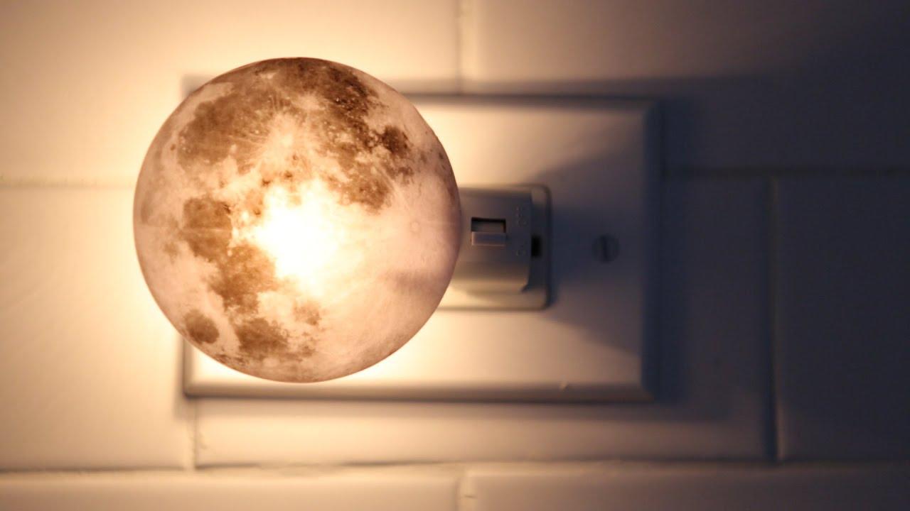moon night light  youtube -