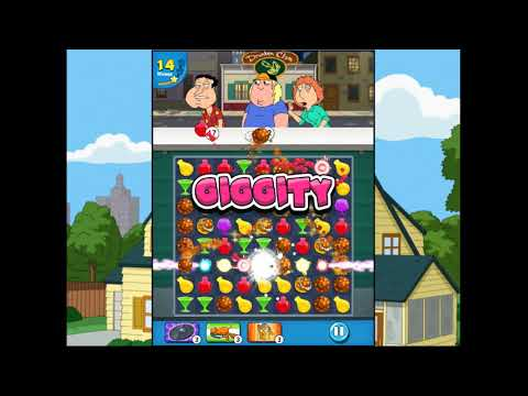 Family Guy Another Freakin' Mobile Game Level 34