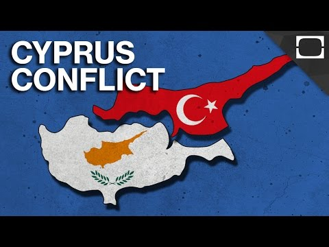 Why Greece And Turkey Are Fighting Over Cyprus