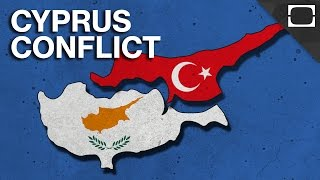 Видео Why Greece And Turkey Are Fighting Over Cyprus от NowThis World, Кипр