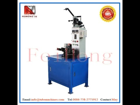 Rs 328b Winding Machine For Heating Elements Youtube