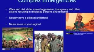 eaha dm 2.3a: complex emergencies - multi-lingual captions