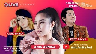 Live Anik Arnika 2 April 2021 ( Hiburan Tetap Di Rumah )